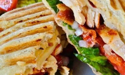 Chicken & Bacon Panini