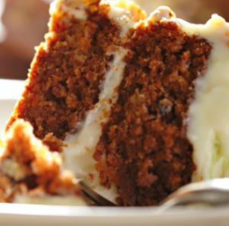 Pea And Carrot Cake