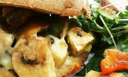 Gluten Free Mushroom Ciabatta